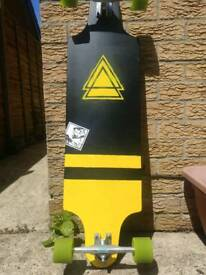 Custom longboard. 33inch