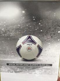 Special edition Adidas EA SPORTS Glider ball (football) in box