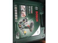 Virtually new Bosch PSB 1800 combi drill