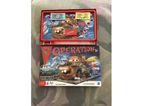 Cars 2 operation board game