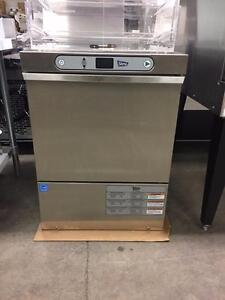 DISHWASHER HIGH TEMPERATURE - NEW UNDER COUNTER - STOREYS RESTAURANT EQUIPMENT - BIGGEST SELECTION / LOWEST PRICES