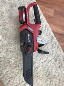 18V Battery Chainsaw New