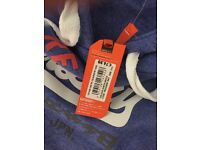 Blue Superdry Mens Hoodie - Brand New with tags