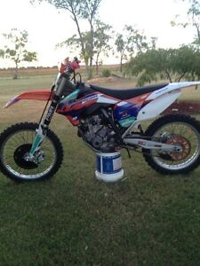 2014 ktm 250sxf Dalby Dalby Area Preview