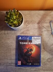 Shadow Of The Tomb Raider (Playstation 4) (BRAND NEW)