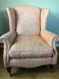 Laura Ashley 'Southwold' Wing Back Chair