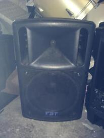 FBT Max X 6A Active Powered Speakers