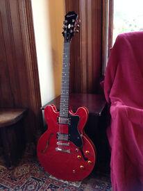 Epiphone ess335 dot guitar