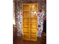 ikea tall cupboard book case shelving unit