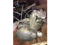 Kawasaki KZ 250 Engine for sale  Ballymoney, County Antrim