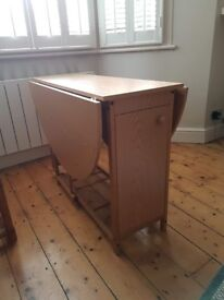 Folding Dining Table - Great condition