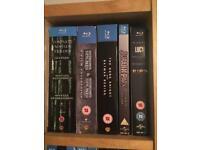 Blu-ray Box set bundle
