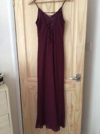 Ball/prom dress size small/medium