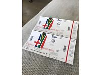 2 x ODI Tickets - England v South Africa @ Lords - Monday 29th May 17 - Compton Upper Tier