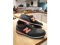 new balance 420 men trainers - size 10