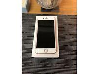 Unlocked Rose gold iPhone 6s. 16gb