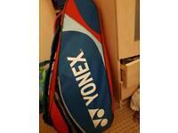 Yonex 6 racket badminton bag