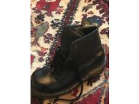 New ladies dr martens industrial boots size 5