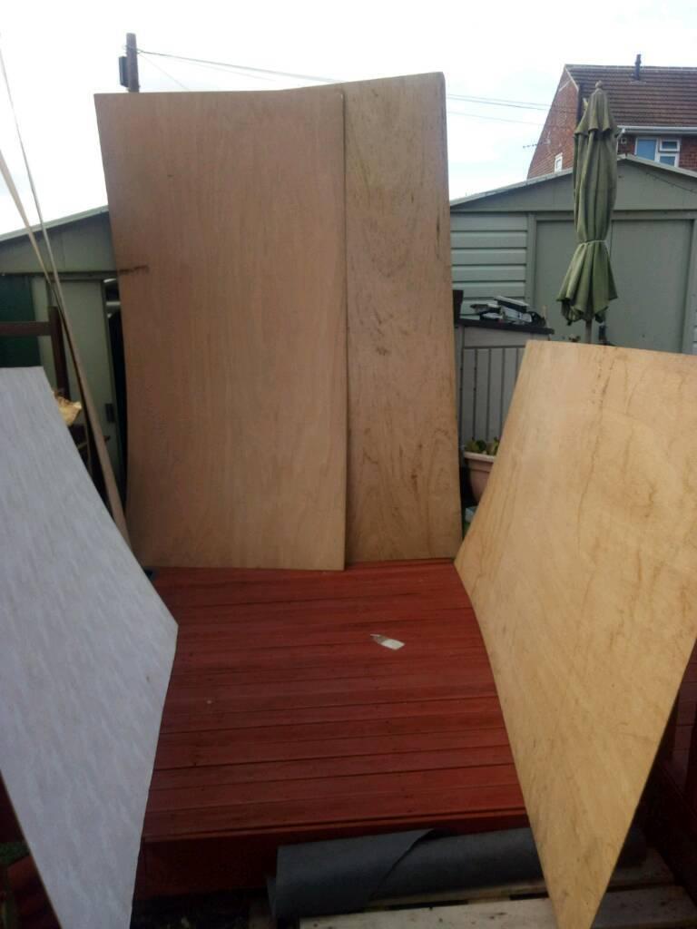 Plywood Camper Or Caravan Conversion
