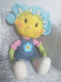 Large fifi forget me not soft toy