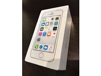 iPhone 5s - Brand New Unlocked sealed - 16gb Silver