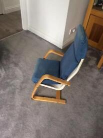 Children's ponga chair