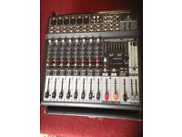 Behringer EuroPower PMP1000 Mixing Desk in Original Box includes Manual & Power Lead
