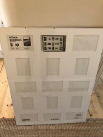 Ikea Ribba clip frame 60x80