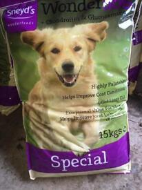 Sneyds wonderfeeds dog food