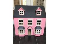 Solid Wood Dolls House