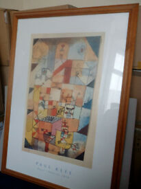 Paul Klee Poster Print
