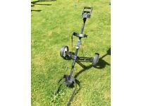 Stowaway Golf Trolley