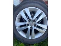 "Vauxhall Astra sxi 16"" alloys"