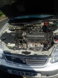 Honda Civic coupe VTI B16