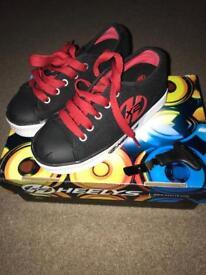 Heeleys Skate Shoes, junior size 12