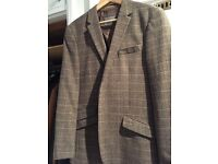 Mens 40R Tweed blazer