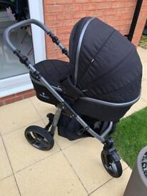 Venicci 3in1 travel system, pram with isofix