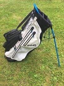 2016 Ping Hoofer Monsoon Golf Bag