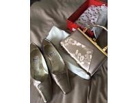 Renata bag and shoes