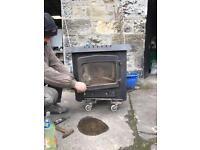 Woodburning Stove Heater