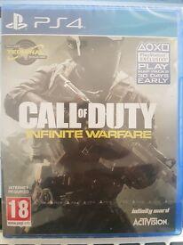 Brand New Call Of Duty cod infinite warfare standard