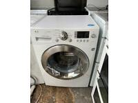 LG Direct Drive 8kg Washing Machine