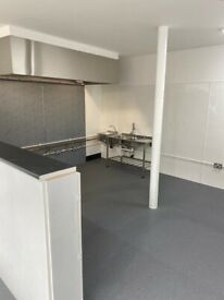 Hammersmith - Commercial Kitchen Delivery/Takeaway