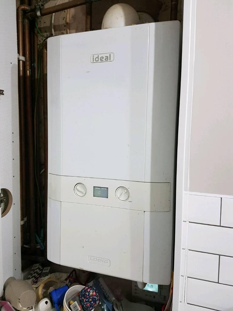 Lodgitec ideal boiler (not combi)