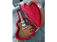 2017 Gibson SG Standard T (Vintage Sunburst) electric guitar