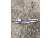 Audi A3 8p front wiper motor/wiper arm and blades