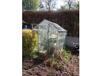 Greenhouse for sale - NOW SOLD SUBJECT TO COLLECTION