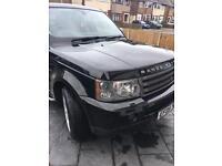 Land Rover Range Rover Sport HSE 4.4 v8 petrol Black 4x4