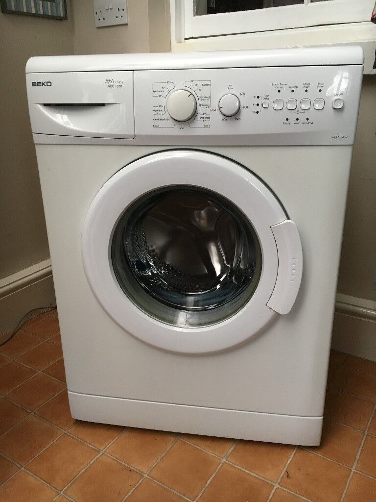 Beko 5kg Washing Machine A+ 1400 rpm Spin
