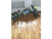 Wonder Core 2 ultimate Home Gym Total Body Exercise & AB Toning